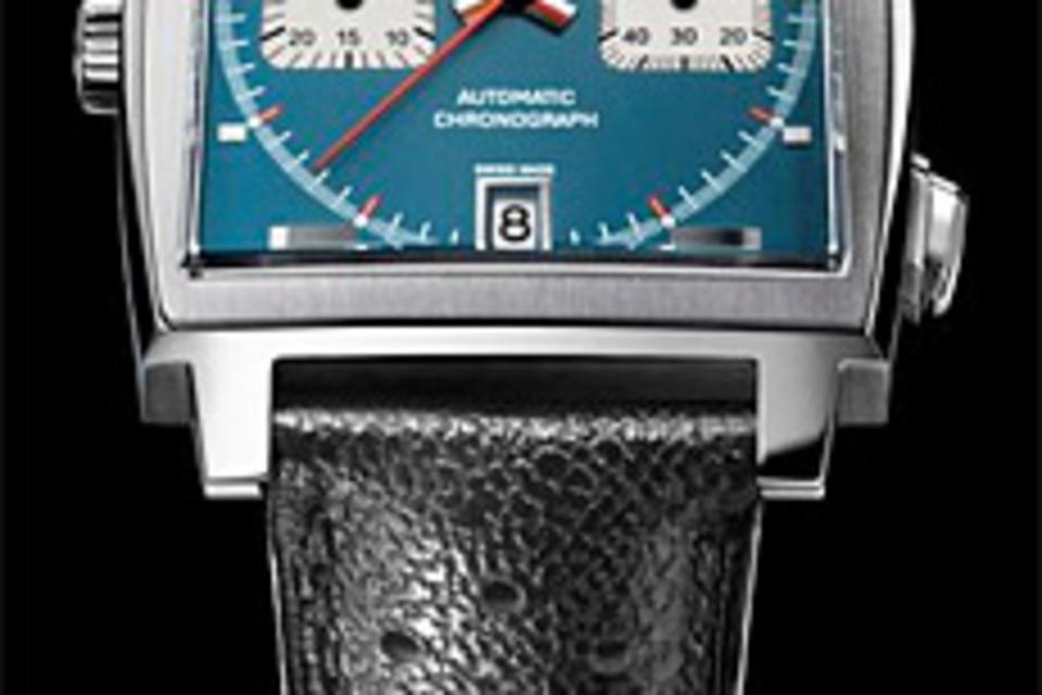 TAG Heuer Monaco 1969 Original Re-Edition Chronograph