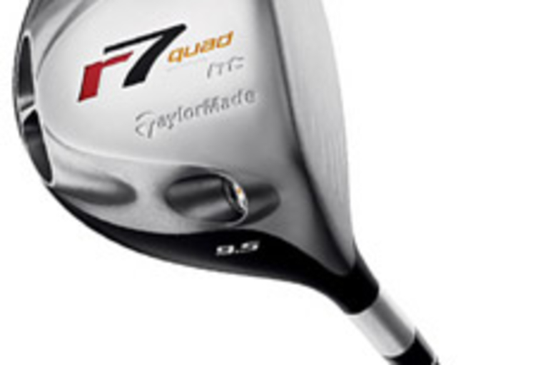 TaylorMade r7 quad ht Driver