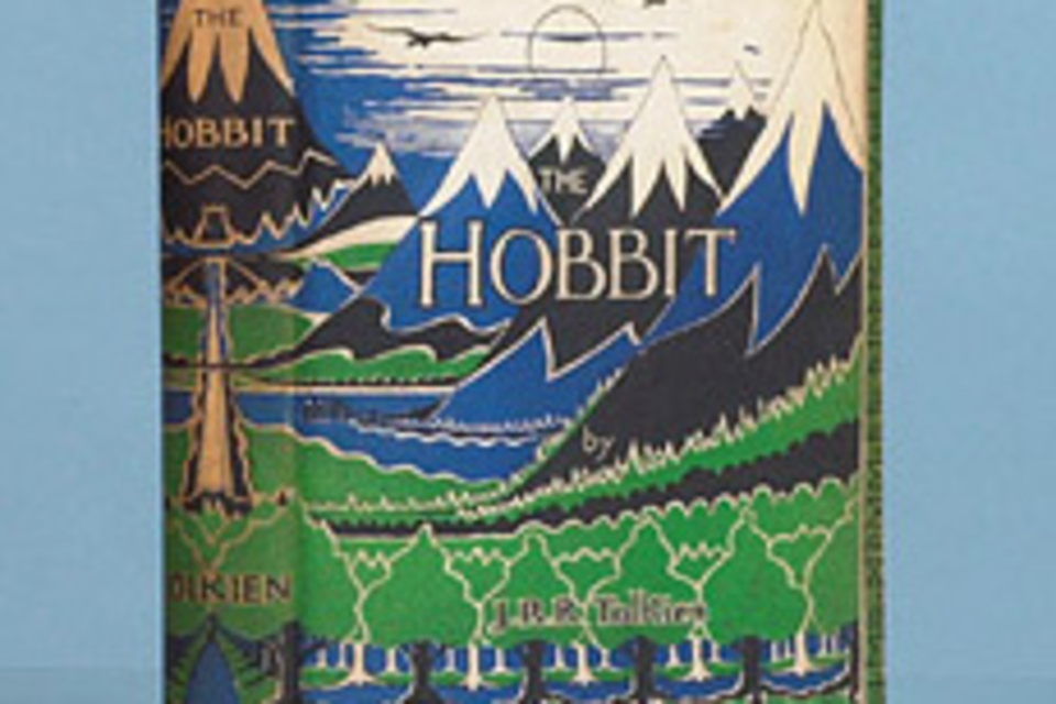 The Hobbit, First Edition
