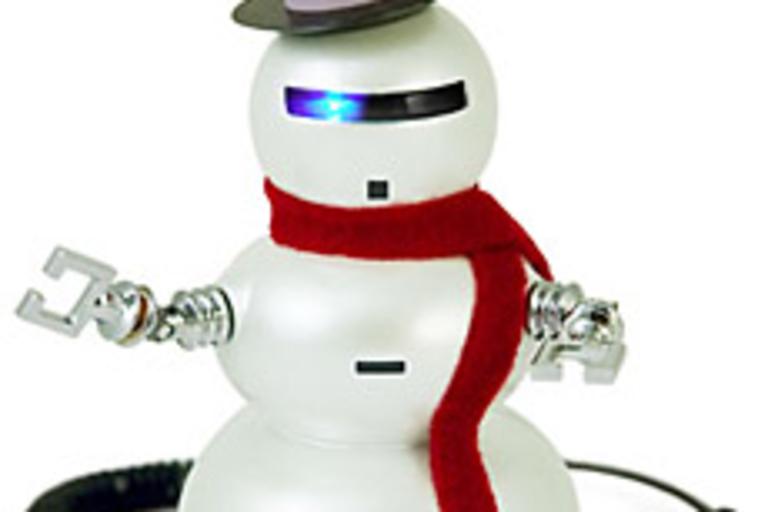 ThinkGeek USB Snowbot