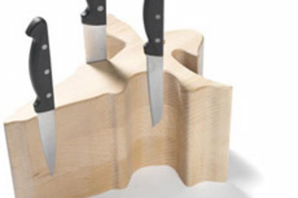 Throwzini Wood Block