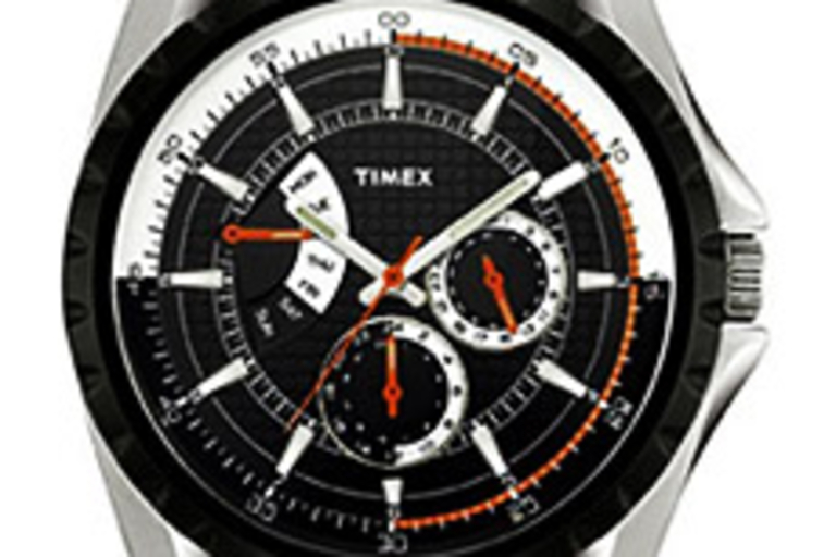 Timex Retrograde Watch