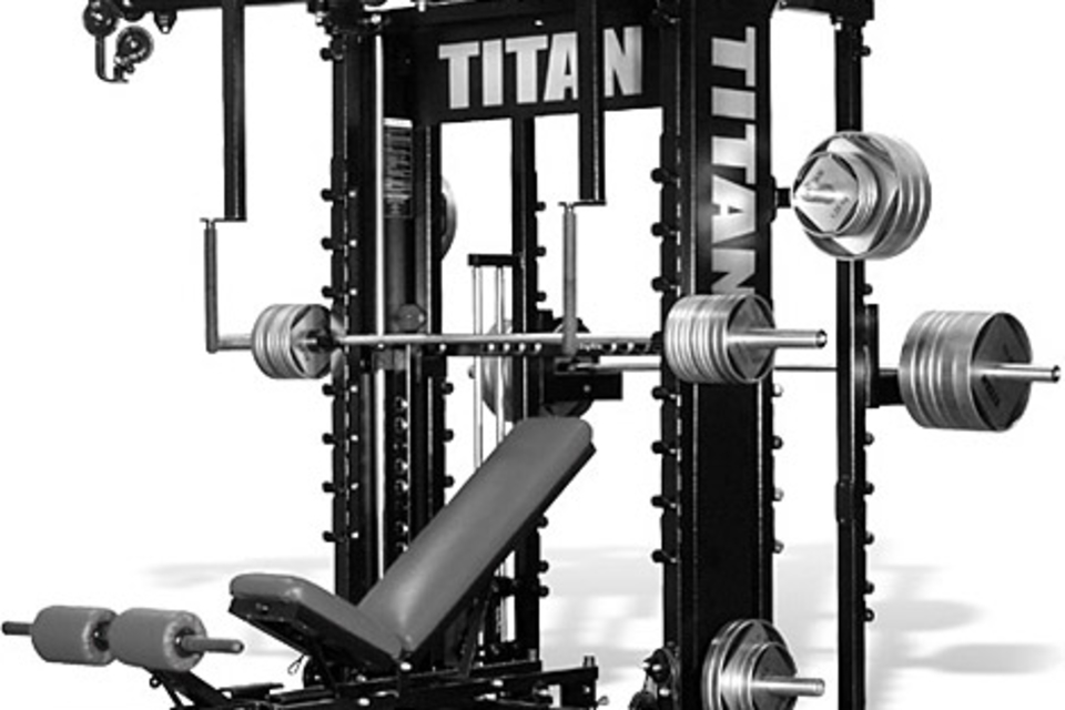 Titan T1 Gym