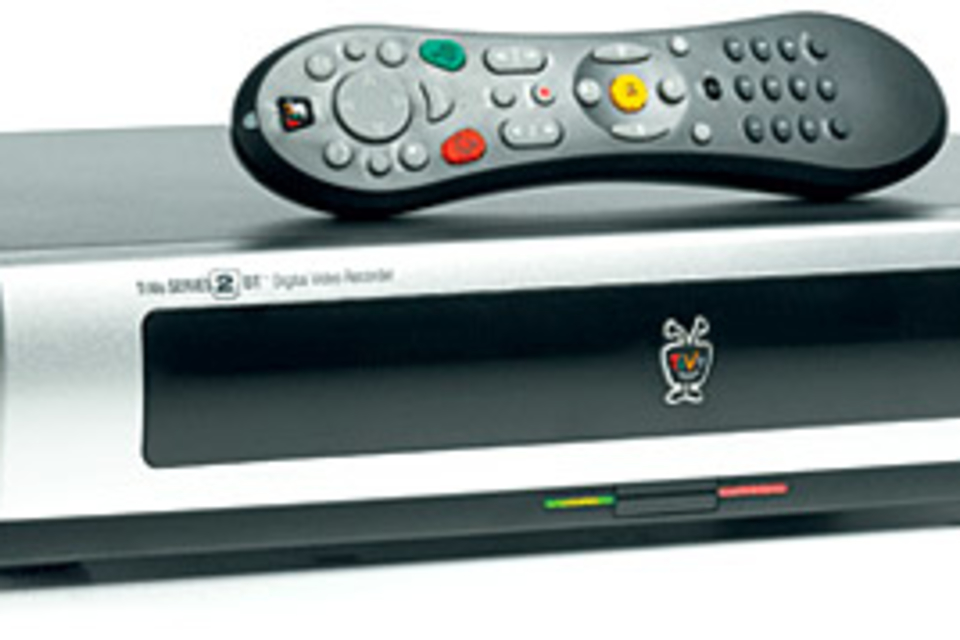 TiVo Series2 DT DVR