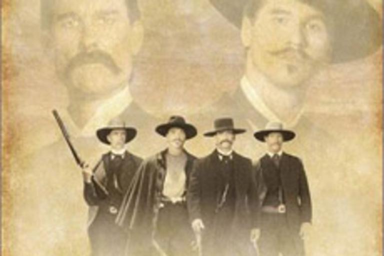 Tombstone Vista Series DVD