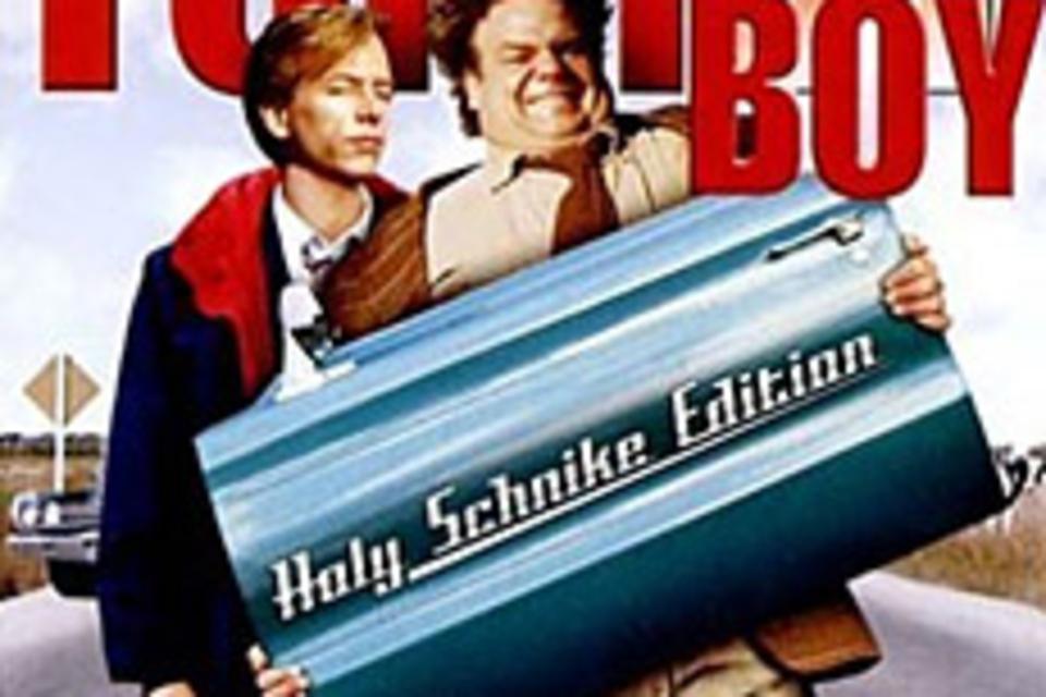 Tommy Boy - Holy Schnike Edition
