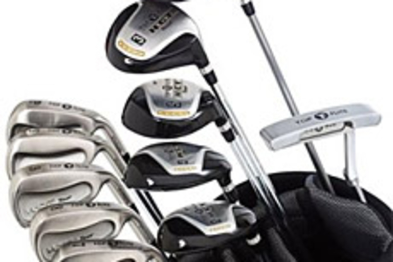 Top Flite HCT Tour Golf Club Set