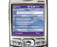 Palm Treo with Windows Mobile