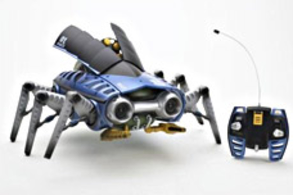 Tyco Radio Controlled NSECT