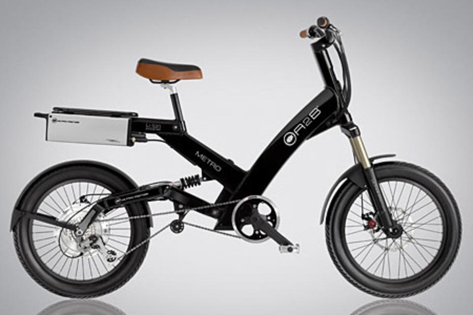 Ultra Motor A2B Bike