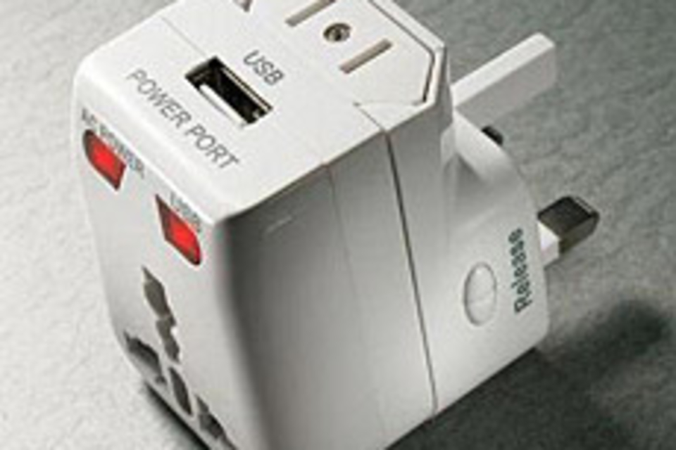 150-Country Travel Adapter