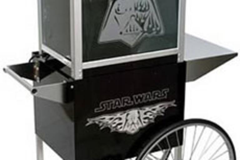 Star Wars Darth Vader Popcorn Machine