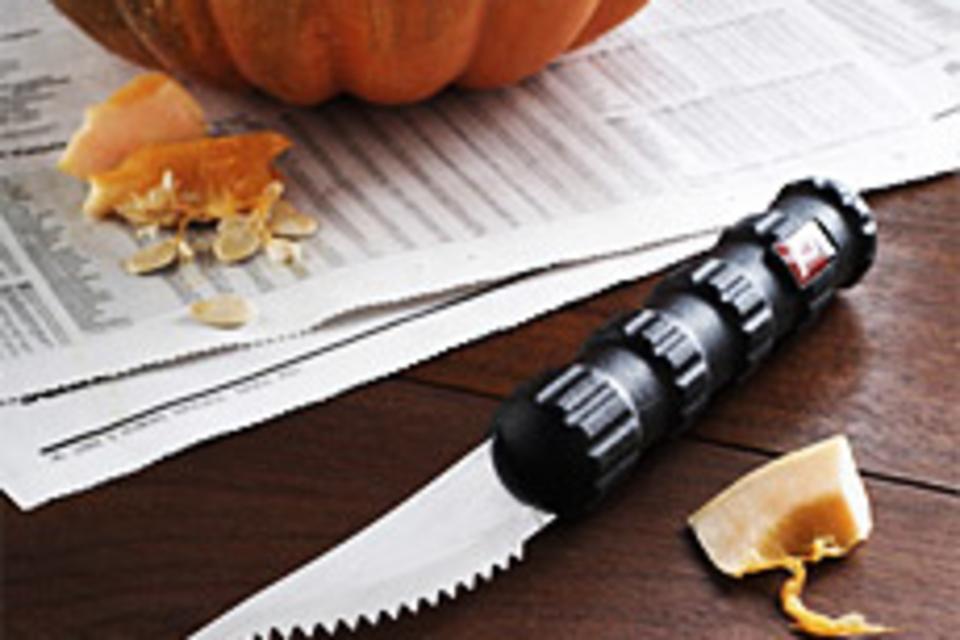 Van Vacter Pumpkin Knife
