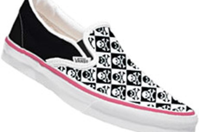 Vans Custom Slip-ons