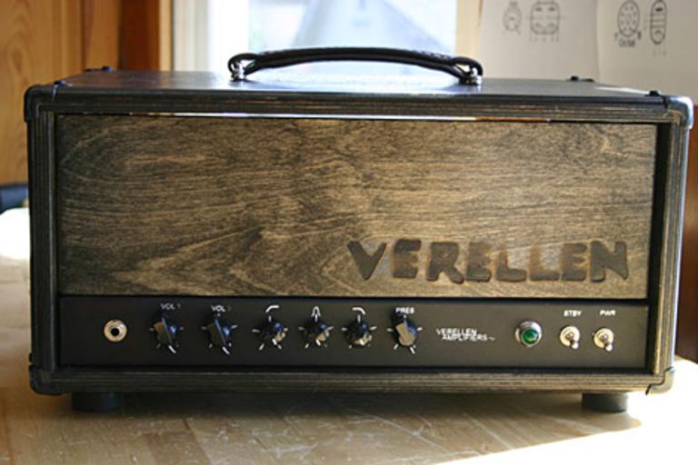 Verellen Amplifiers