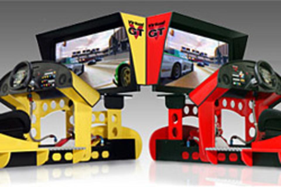 Virtual GT Personal Racing Simulator
