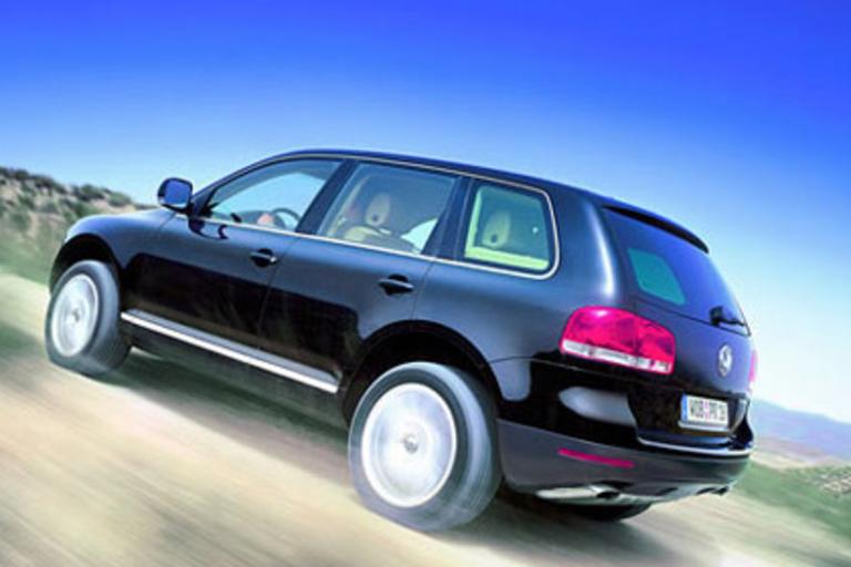 2006 Volkswagen Touareg V6