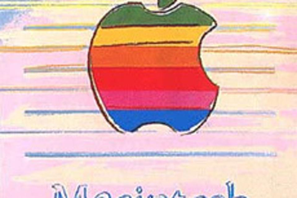 Andy Warhol Apple Macintosh Print