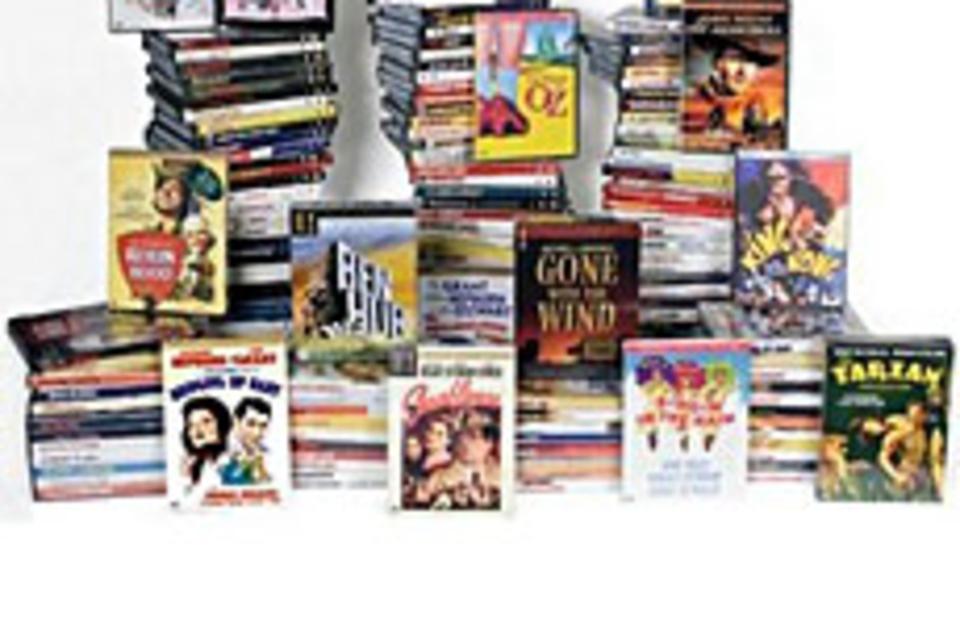 Warner Mega Classics Collection