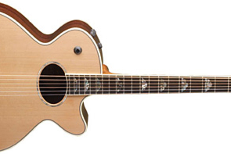 Washburn Baby Jumbo Guitar