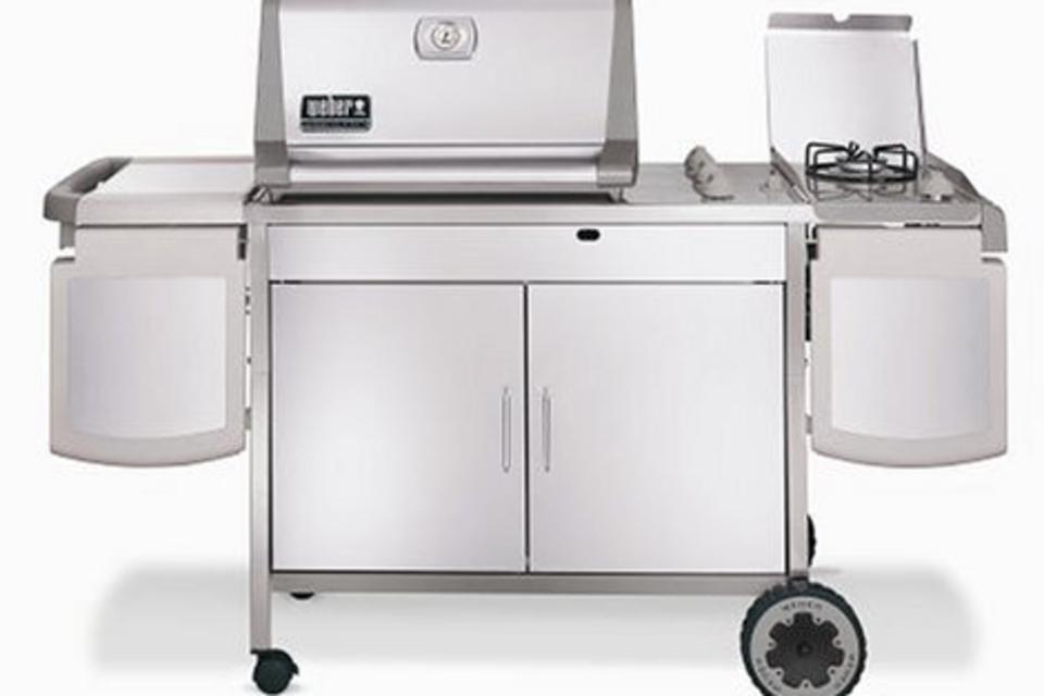 Weber Genesis Platinum C Gas Grill