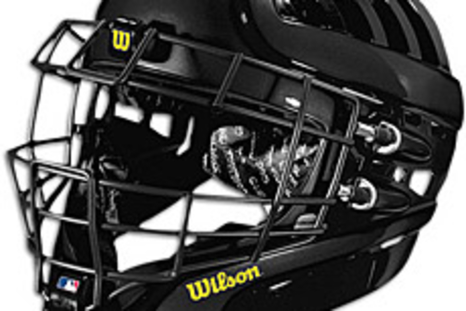 Wilson Pro Shock FX Catchers Mask