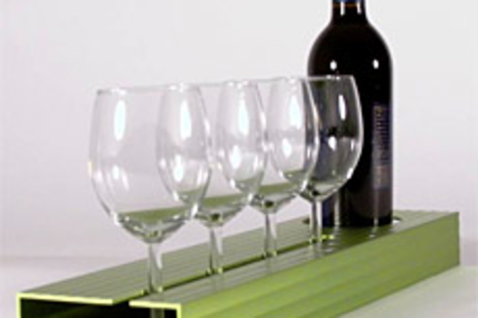 MuNiMulA Wine Tray
