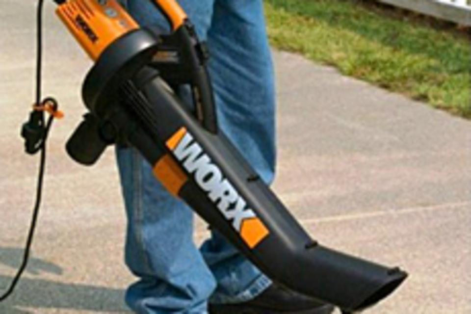 Worx TriVac Blower/Mulcher/Vacuum