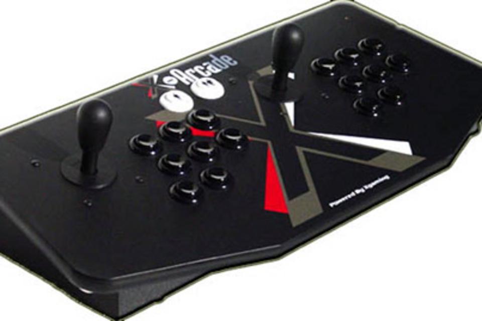 X-Arcade Two Player Arcade Joystick