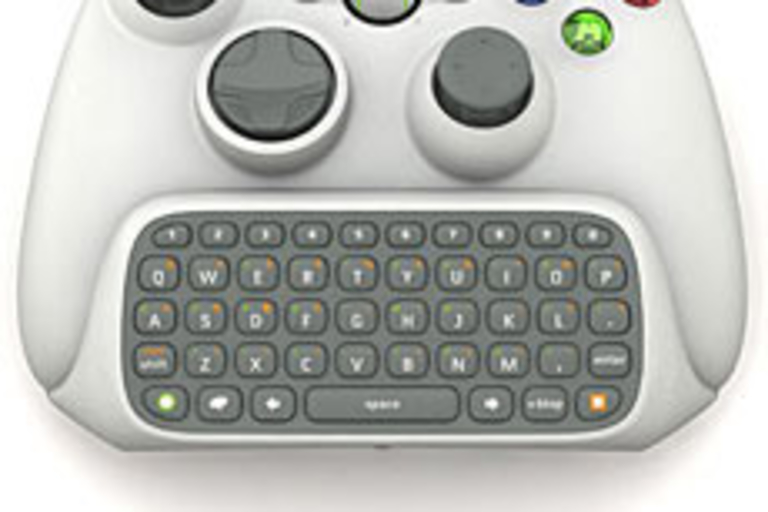 Xbox 360 QWERTY Keyboard