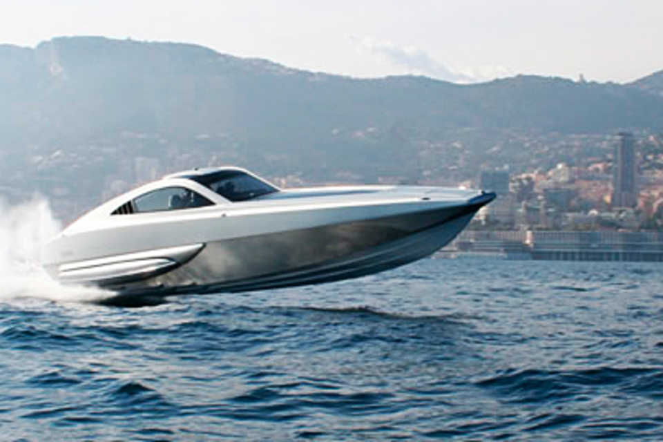 ... speedboat as beautiful as it is powerful the xsr48 speedboat from xsmg Fastest Speedboat In The World