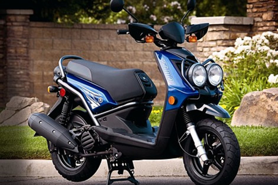 Yamaha Zuma Engine
