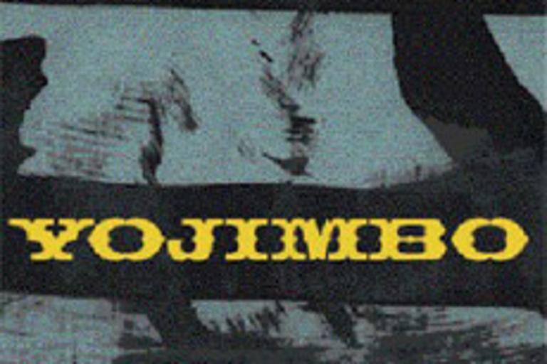 Yojimbo by Akira Kurosawa