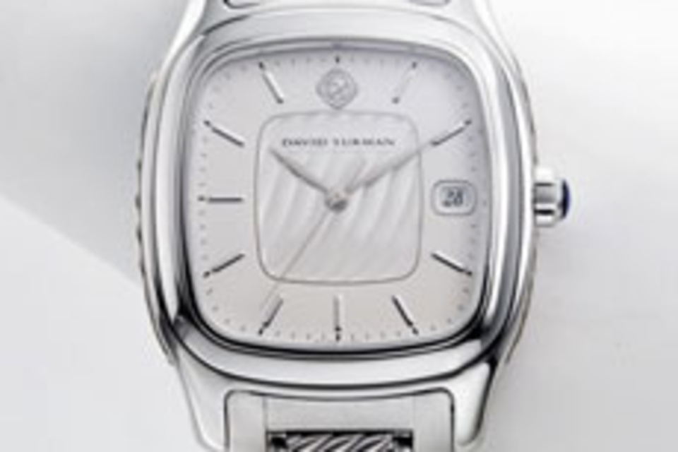 David Yurman Bracelet Watch