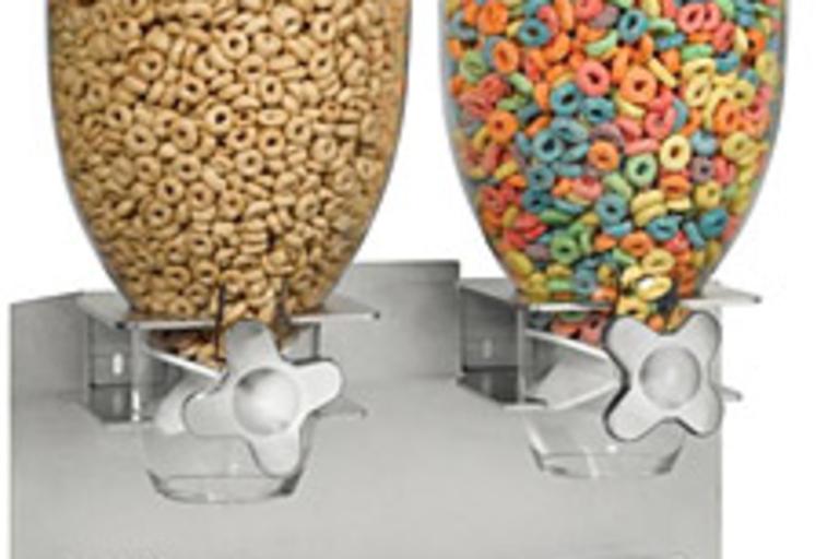 Easy Morning Cereal Dispenser