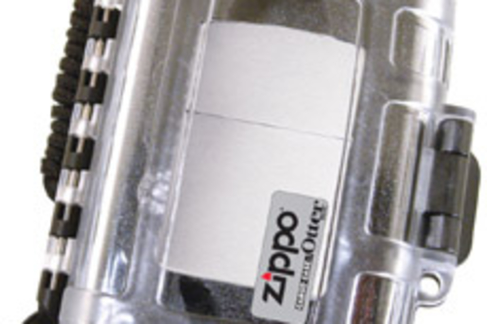 Zippo Cargo Case