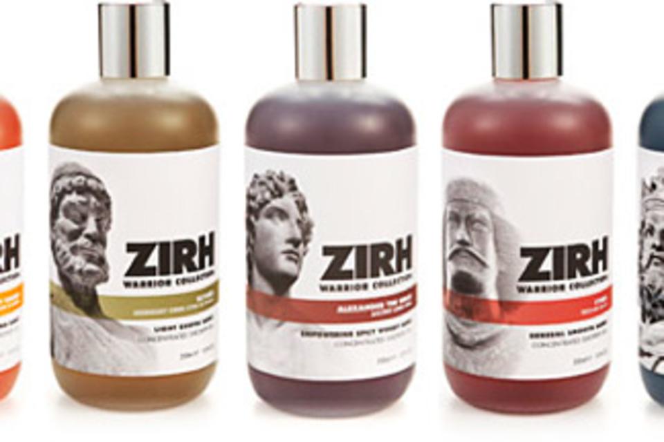 Zirh Warrior Collection
