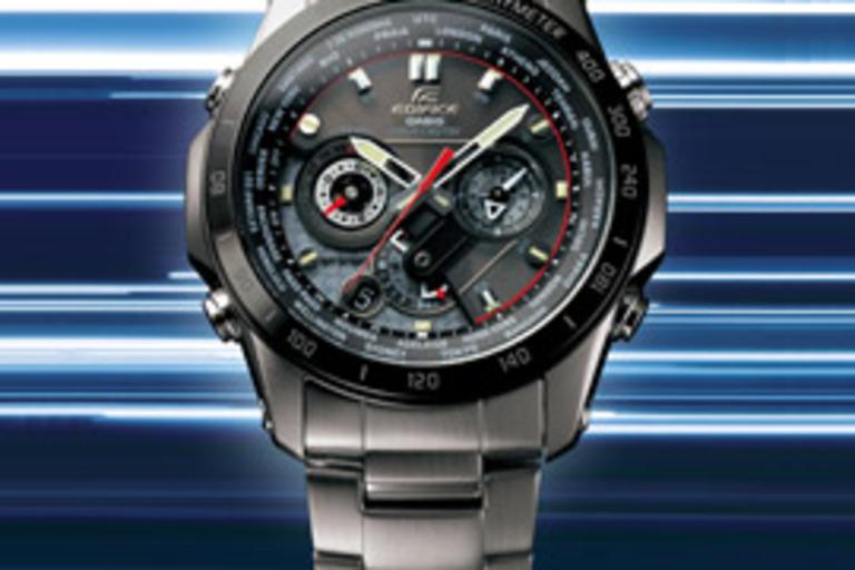 Casio Edifice 3D Chronograph
