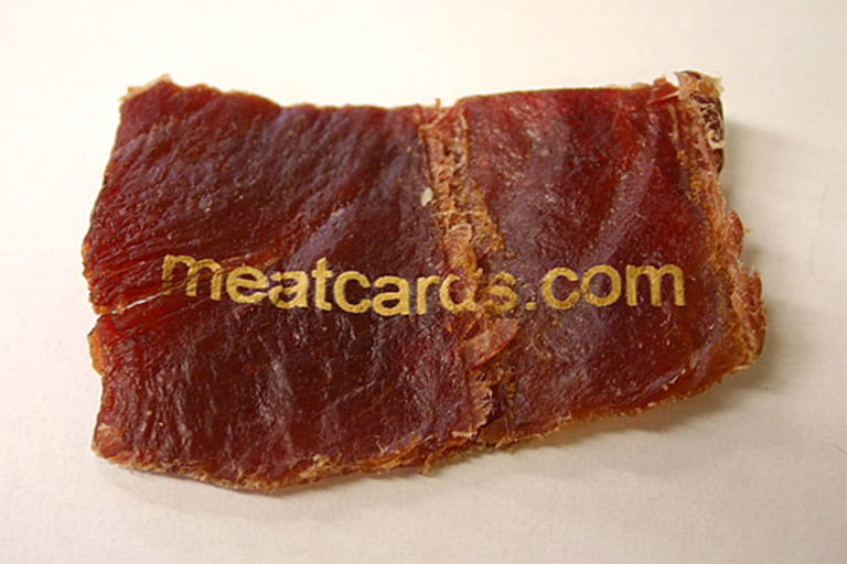 Meat Cards