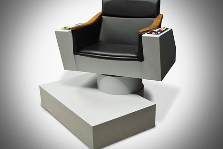 James T. Kirk Captain's Chair