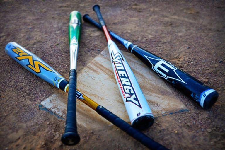 Easton 2010 Baseball Bat Lineup