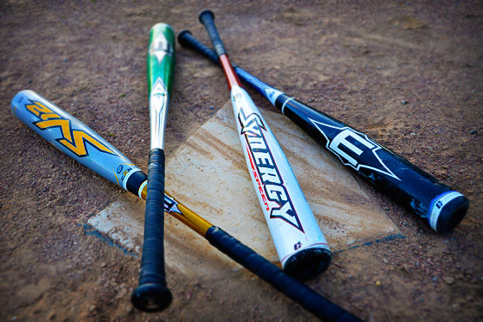 Easton 2010 Baseball Bat Lineup