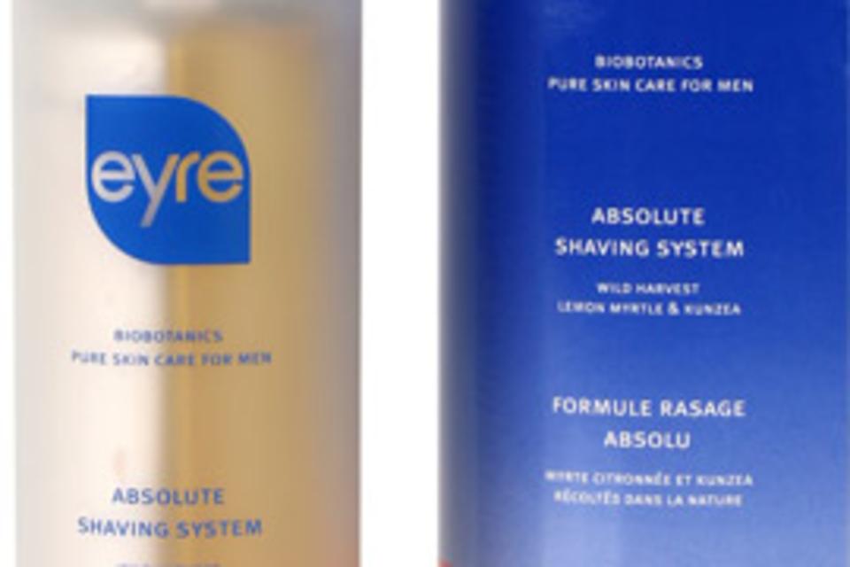 Eyre BioBotanics Absolute Shaving System