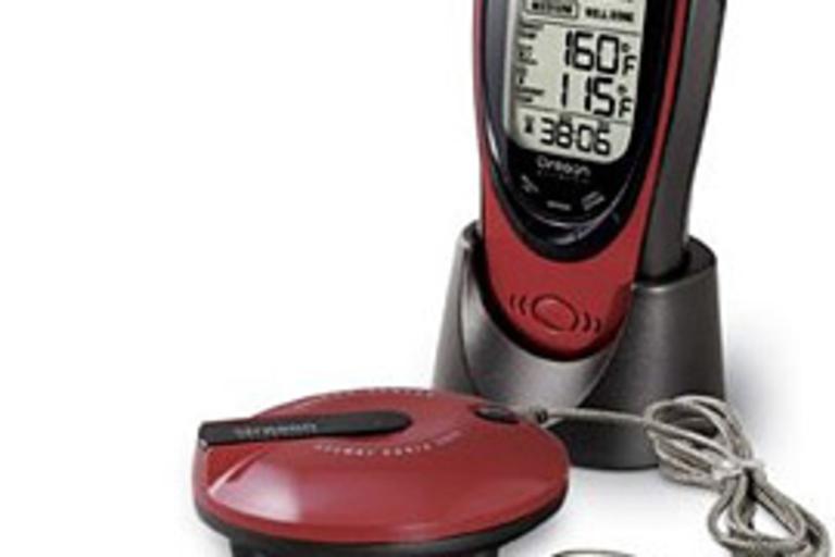 Oregon Scientific Grill Right Wireless Talking Thermometer