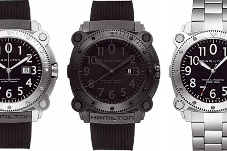 Hamilton Belowzero Watch