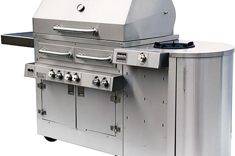 Kalamazoo Hybrid Grill