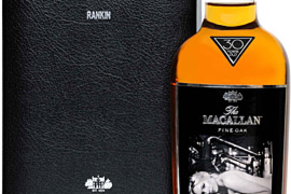 Macallan 30 Year Masters of Photography Collection