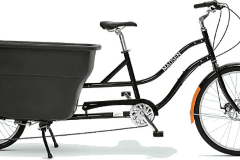 Madsen Bucket Cargo Bike