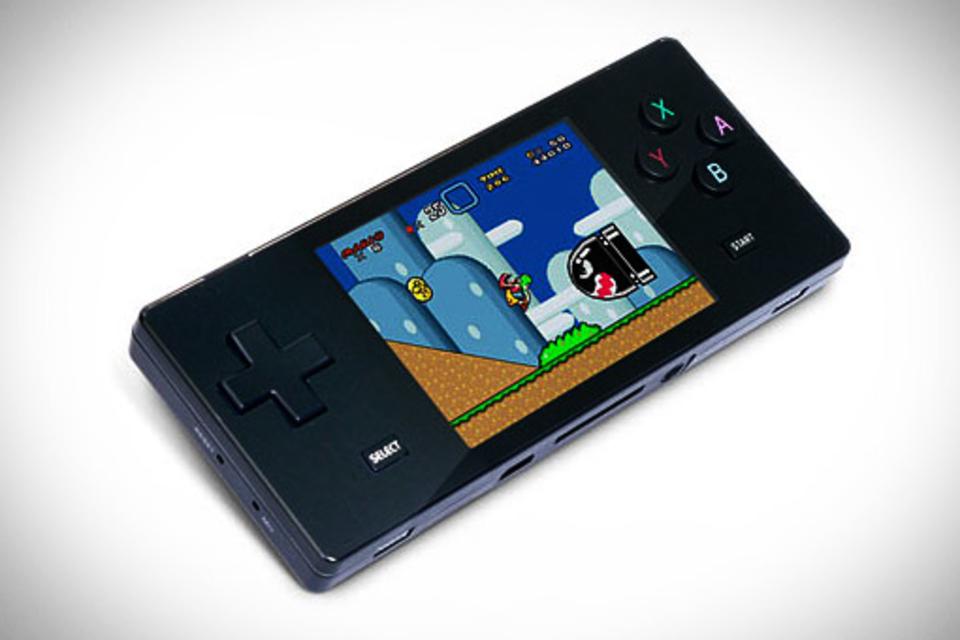 Pocket Retro Game Emulator