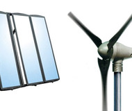 Sunforce Solar Charging & Wind Generator Kits
